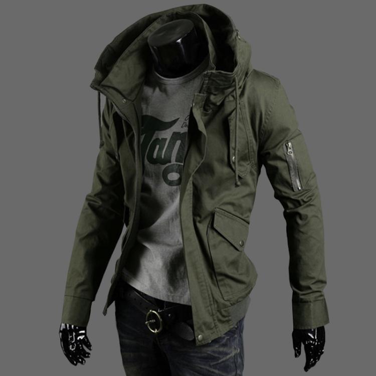 Envío-gratis-2015-hombres-de-moda-de-ropa-de-marca-ejército-diseño-Casual-hombres-de-la